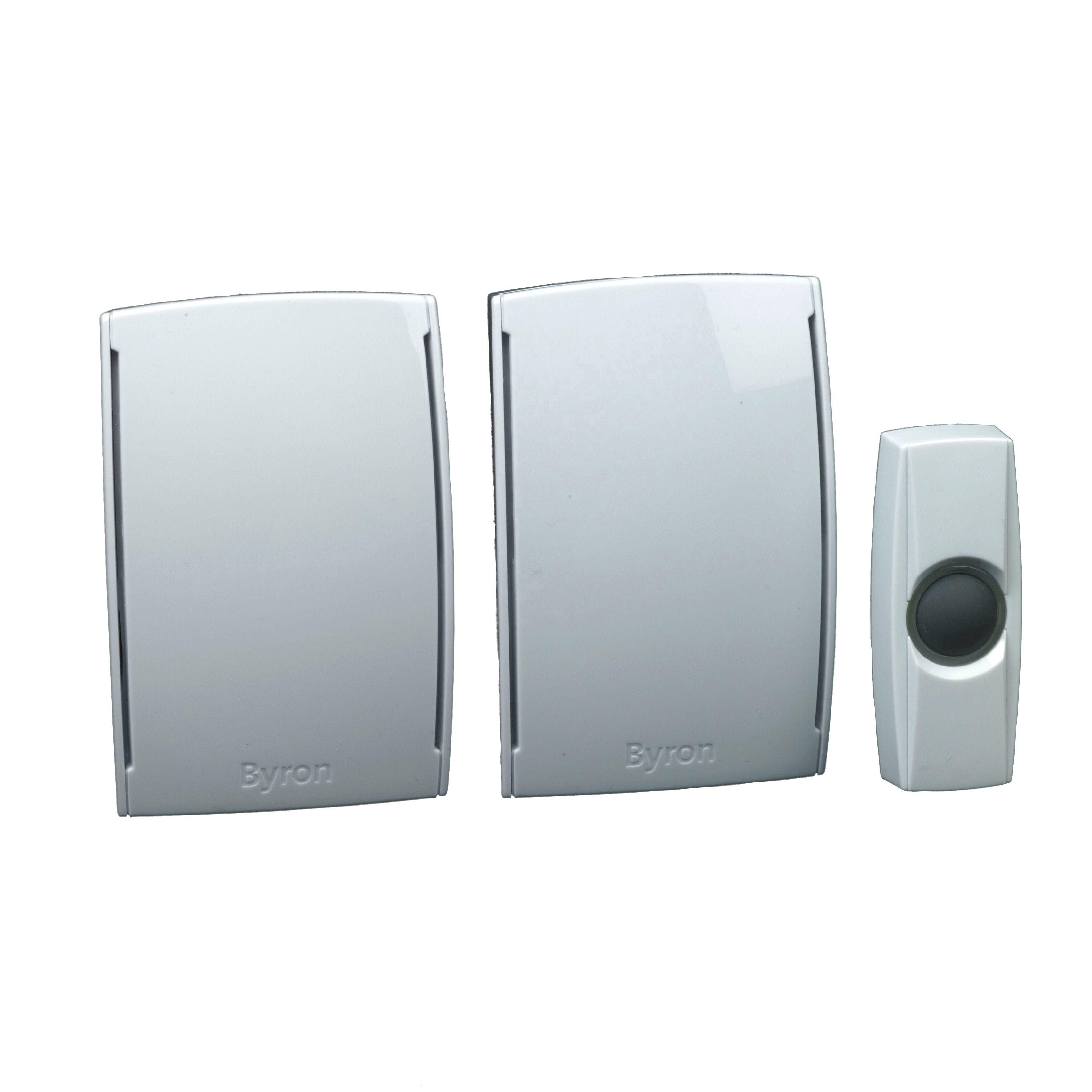 arlec wireless door chime instructions