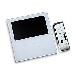 Elro White Wired Intercom