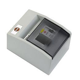 63A 2-Way Plastic Enclosure Consumer Unit