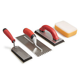 Marshalltown Tiling Kit (L)370mm (W)310mm Of 4