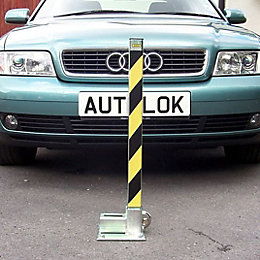 Autolok KFP2 Fold Down Security Post (H)730mm