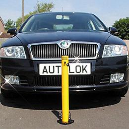 Autolok KYP1 Fold Down Parking Post (H)620mm