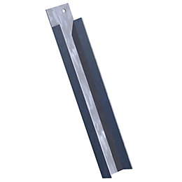 Metpost Steel Gravel Board Clip (L)220mm (W)25mm (D)25mm