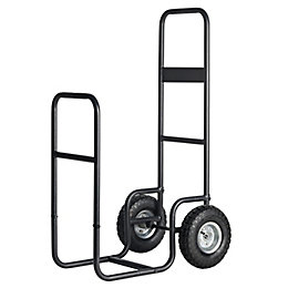 Shelterlogic Heavy Duty Wood Moving Cart, (Max. Weight)