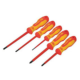 C.K Slotted Screwdriver, Set of 5
