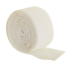 Griptite White Stick On Tape (L)2.5m