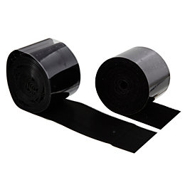 Griptite Black Stick On Tape (L)2.5m