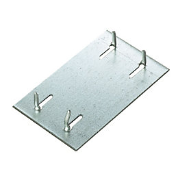 Expamet Galvanised Steel Safe Plate
