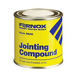 Fernox Hawk White Jointing Compound, 400G