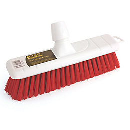 Bentley Red Soft Broom Head (W)30cm