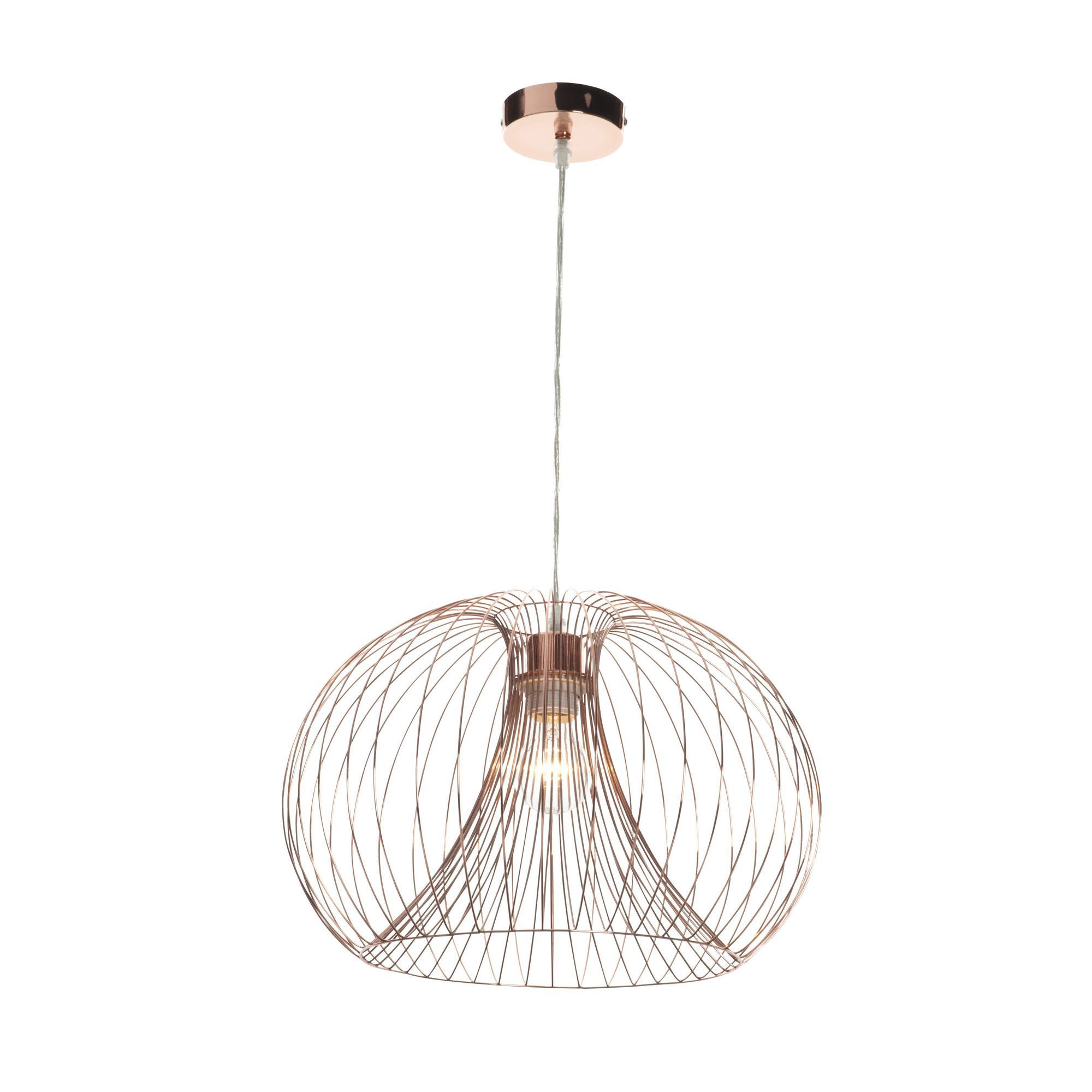 Bathroom Lighting B&Q jonas pendant ceiling light | departments | diy at b&q