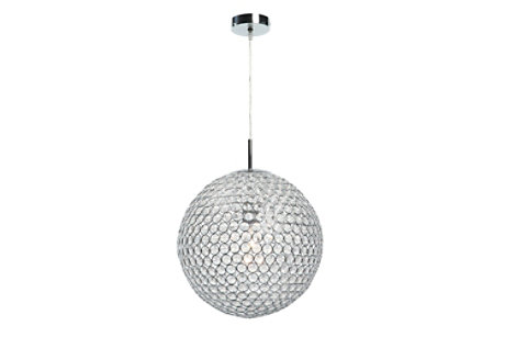 Lopez Crystal Pendant Light