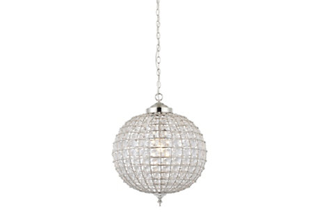 Freya Crystal Pendant Light