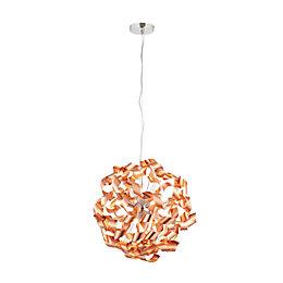Jonas Wire Copper Pendant Ceiling Light Departments
