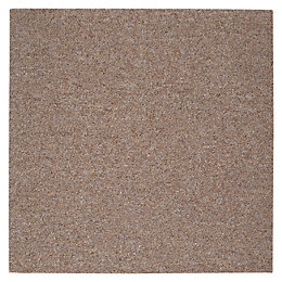 Colours Brown Carpet Tile