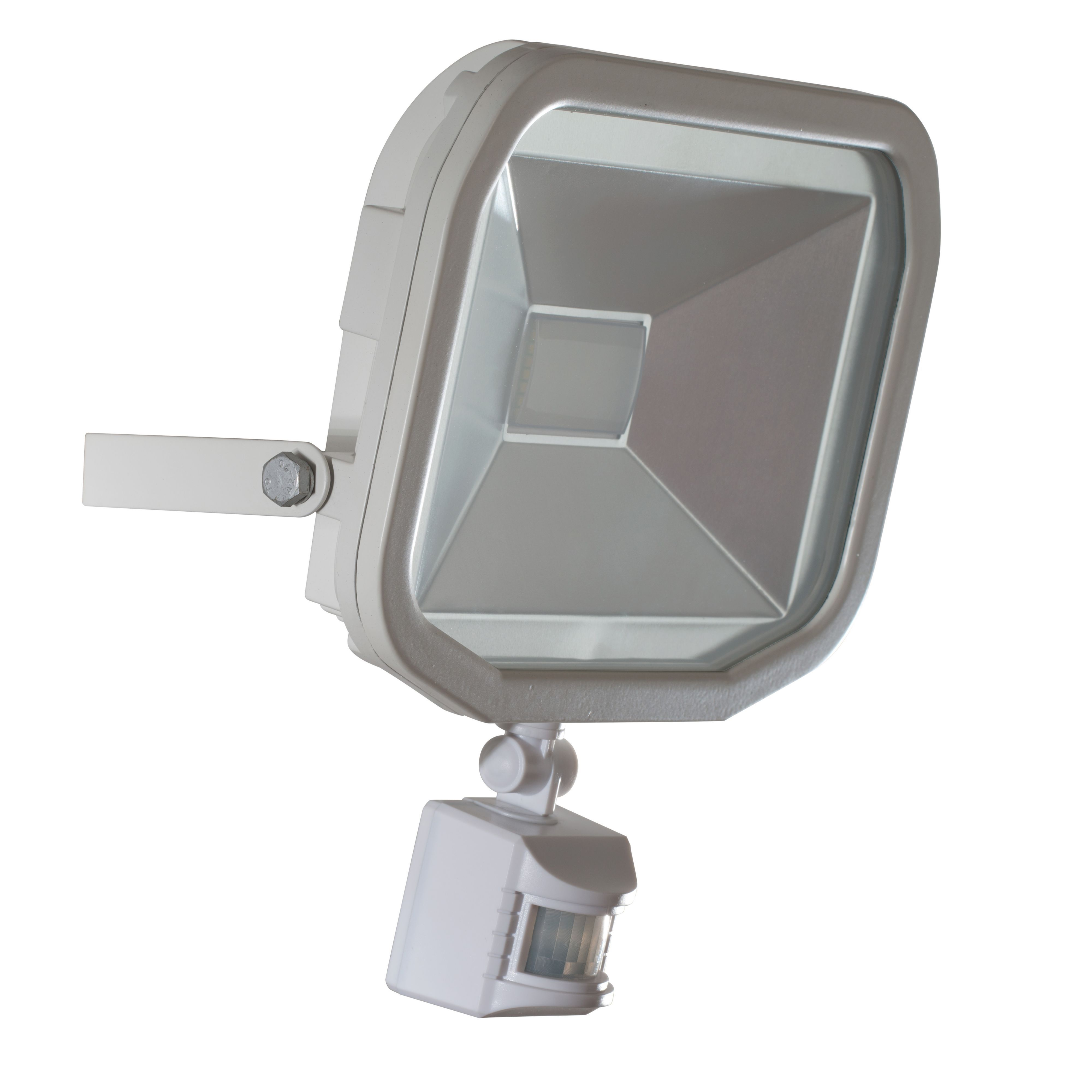 Buy pir sensor luceco shop every store on the internet via pricepi 5015056542515 bvseo57ms 3wire 100150w bvseo0ms luceco white mains powered external pir security light aloadofball Gallery