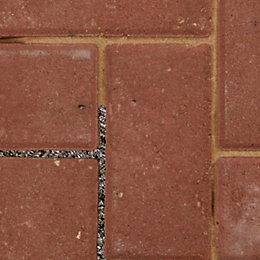 Red Infilta Block Paving (L)200mm (W)100mm, Pack of