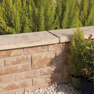 Ancestry Double Sided Coping Abbey Original, (L)530mm (T)50mm