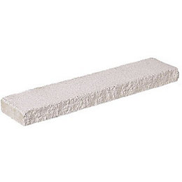 Textured Coping Grey, (L)580mm (T)50mm Pack of 24