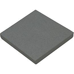 Dark Grey Smooth Natural Sandstone Paving Slab (L)4570