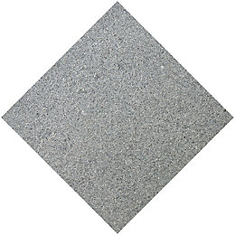 Midnight Grey Natural Granite Paving Slab (L)900 (W)900mm