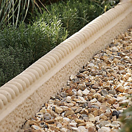 Paving Edging Cotswold, (L)600mm (H)50mm