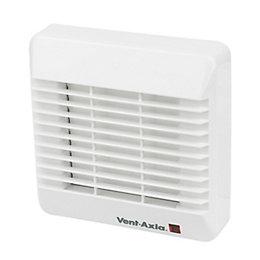 Vent-Axia Va100Xt Bathroom Extractor Fan with Timer 98
