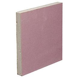 Gyproc Fireline Square Edge Plasterboard (L)2400mm (W)1200mm