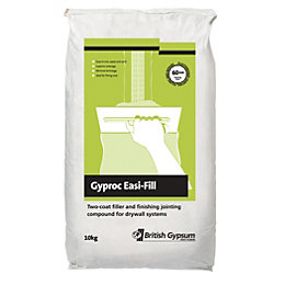 Gyproc Easi-Fill 60 Two-Coat Filler & Jointing Compound