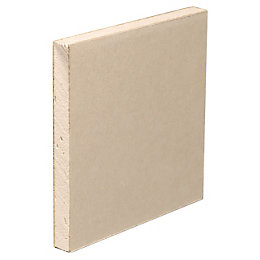 Gyproc Handiboard Square Edge Plasterboard (L)1220mm (W)600mm