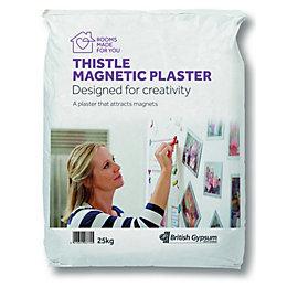 Thistle Magnetic Plaster Magnetic Plaster 25kg