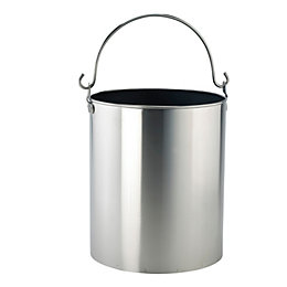Slemcka Metal Storage Bucket (H)390mm (W)300mm (D)345mm