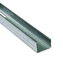 Gypframe Galvanised Steel C Stud (L)2700mm (W)4747