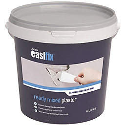 Artex Easifix Easifix Ready Mixed Plaster 6L