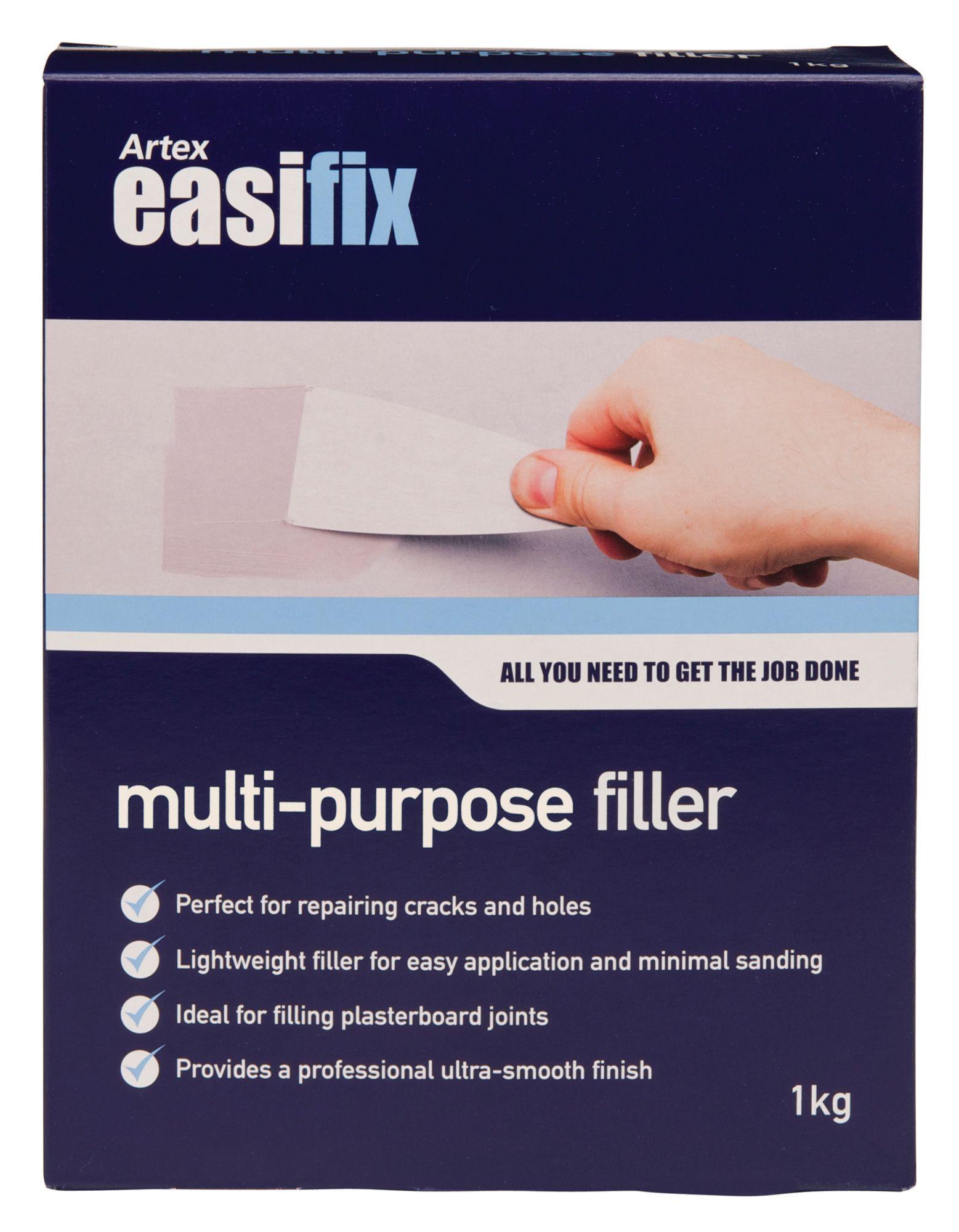 Artex Multi Purpose Filler 1kg Departments Tradepoint