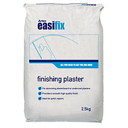 Artex Easifix Finishing Plaster 2.5kg