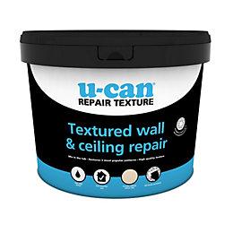 U-Can Textured Finish Wall & Ceiling Repair Coating
