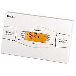 Drayton 25474BQ Electronic Programmer