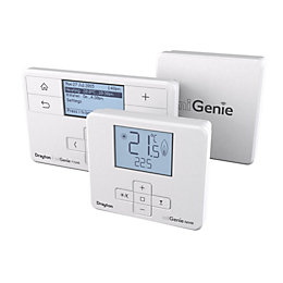 Drayton Migenie MT724R9K0900 Dual Channel Smart Thermostat