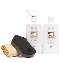 Autoglym Car Leather Upholstery Kit