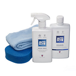 Autoglym Car Wash & Wax Kit
