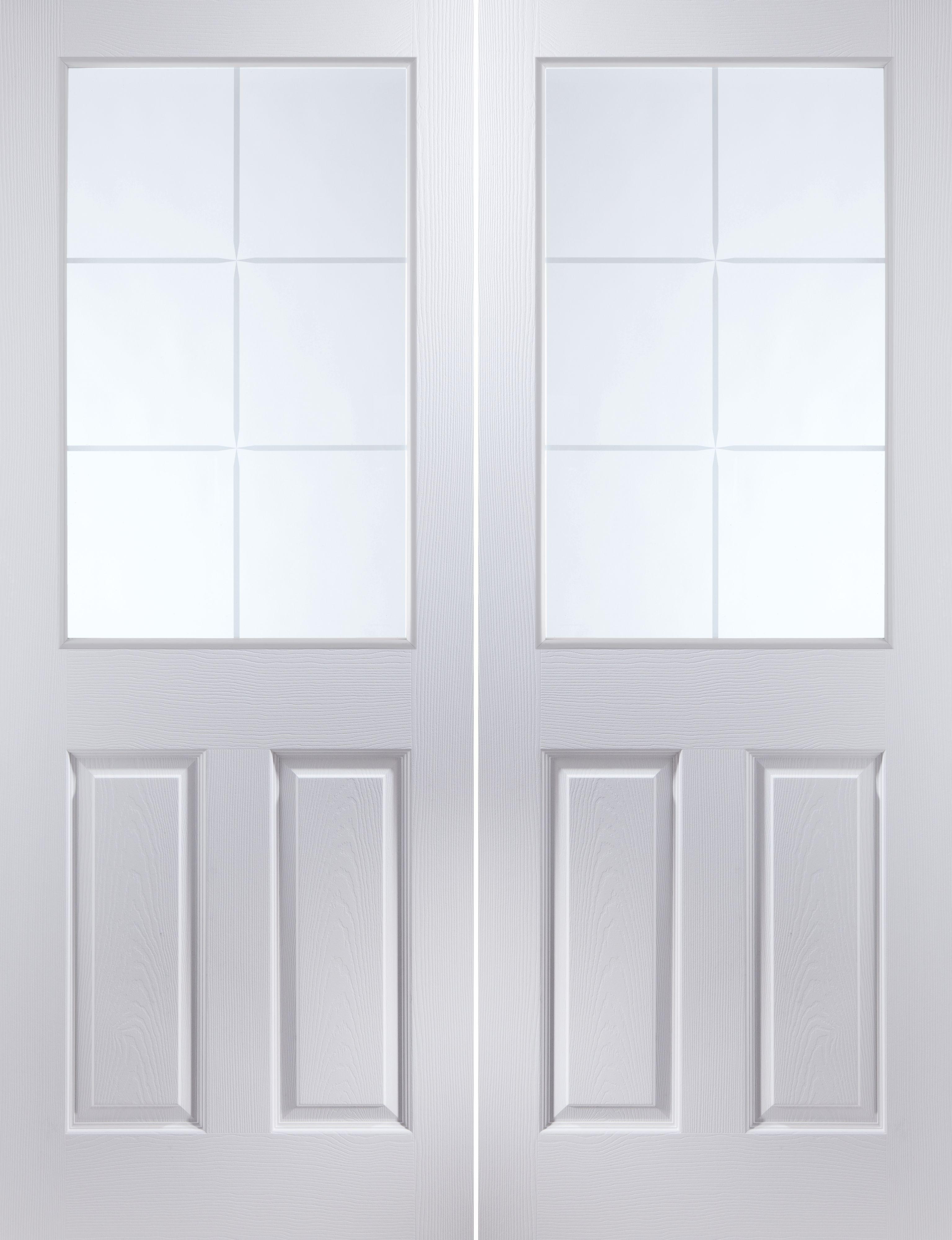 White Door Kit Diy