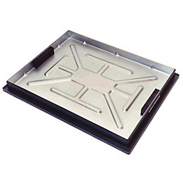 Clark 5 Tonne (GPW) Manhole Cover with Frame