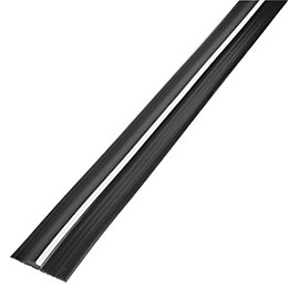 Stormguard Rubber Garage Threshold Seal, (L)2.5m