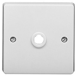 Crabtree 20A Unswitched Cord Outlet Socket
