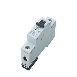 MK 6A MCB (Miniature Circuit Breaker)