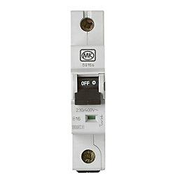 MK 16A MCB (Miniature Circuit Breaker)