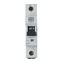MK 50A MCB (Miniature Circuit Breaker)