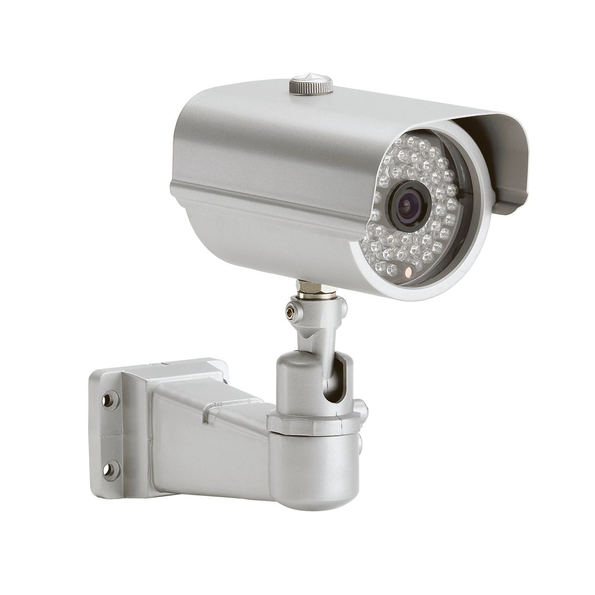 how to connect cctv camera to desktop