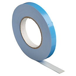 MK White Self-Adhesive Conduit Tape (L)10M